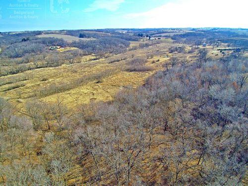 Outdoorsman Dream Property : Argyle : Vernon County : Wisconsin