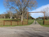 49 Acres With A Home In Pearl River : Carriere : Pearl River County : Mississippi