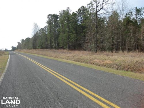 Estes Lane Home Site And Hunting : Winnsboro : Fairfield County : South Carolina