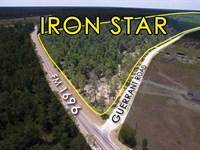 12.9 Ac Tract 7 Iron Star : Huntsville : Walker County : Texas
