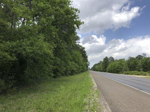 372 Ac Hwy 62 : Buna : Jasper County : Texas