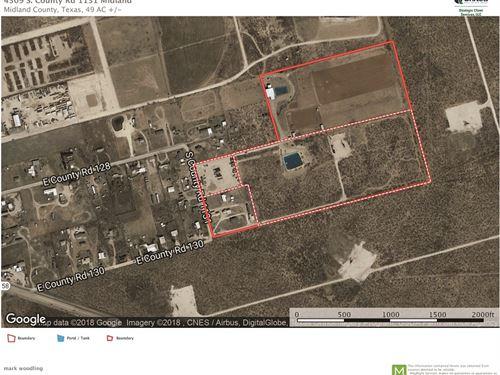 Texas Multi-Purpose Ranch Auction : Midland : Texas