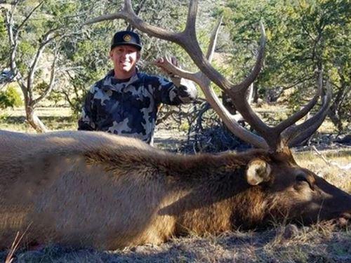 Mariano Mesa Ranch : Quemado : Catron County : New Mexico