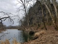 Rare Property, 50 Acres on Bryant : Brixey : Ozark County : Missouri