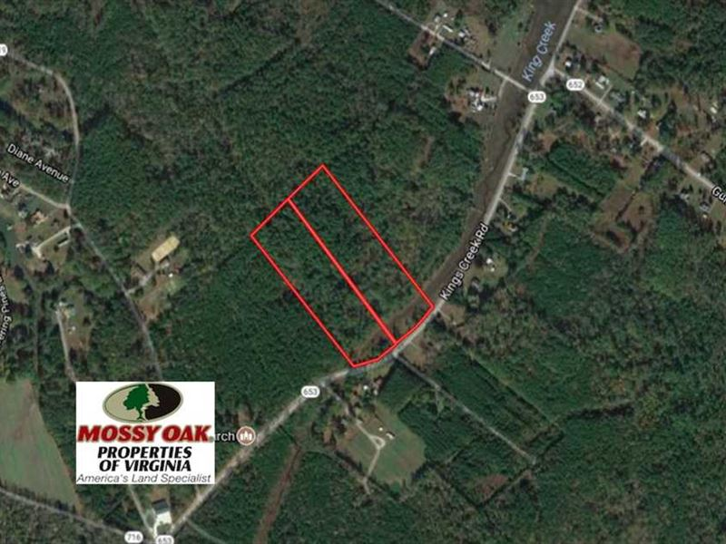 Under Contract, 16 Acres of Hunti : Gloucester : Gloucester County : Virginia
