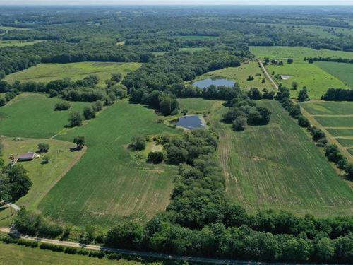 Price Lowered, 142 Acres Recreati : Browning : Sullivan County : Missouri