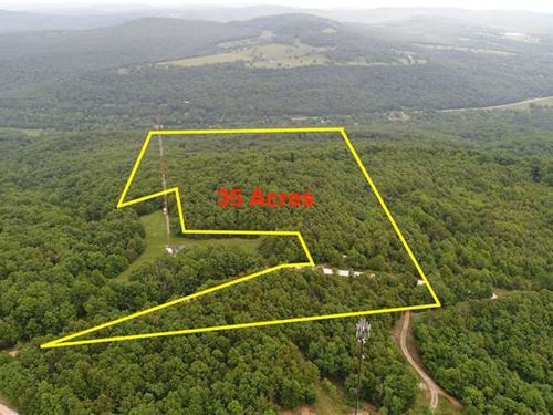35 Acres Carpenter Road : Winslow : Washington County : Arkansas