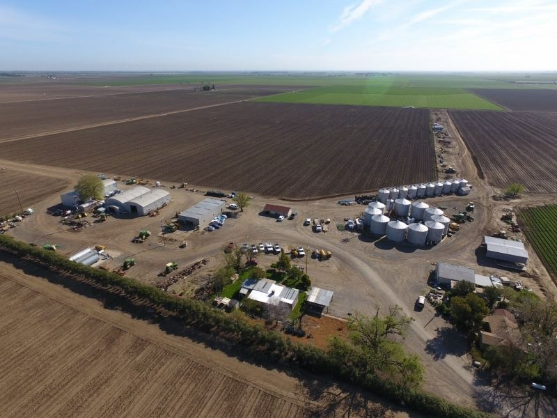 Prime Agricultural Land : Dixon : Solano County : California