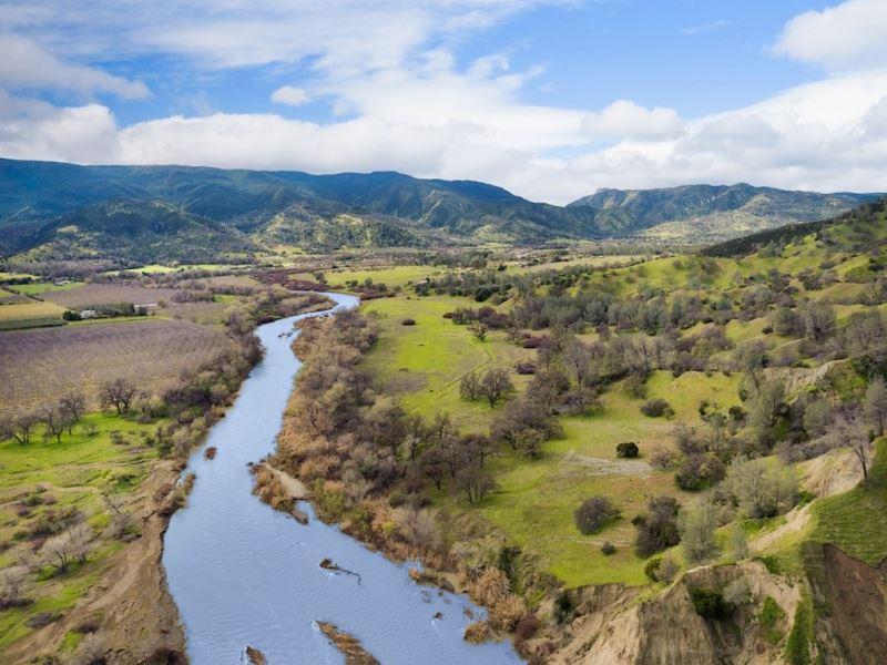 Rumsey River Ranch : Rumsey : Yolo County : California