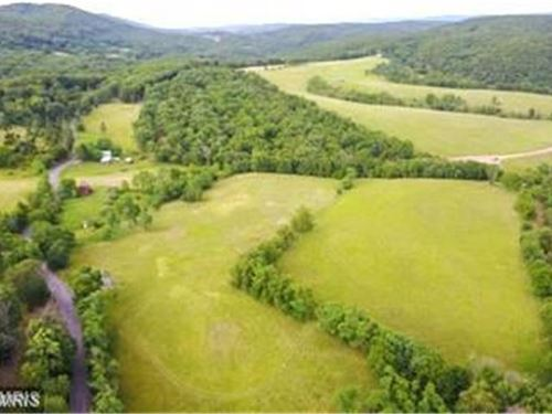 Great Farm Potential : New Creek : Mineral County : West Virginia