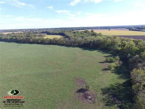 76 Acre Cattle Farm : Cherryvale : Montgomery County : Kansas