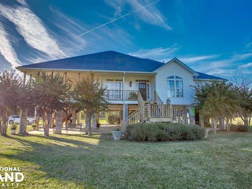 Hodges Lane Home And Pasture : Moundville : Tuscaloosa County : Alabama