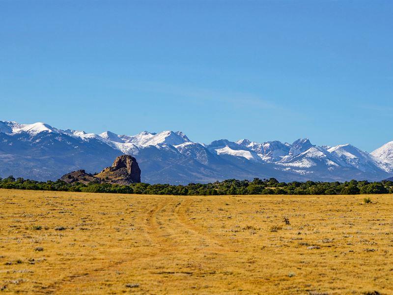 Ranch Near Hwy 69 & National Forest : Walsenburg : Huerfano County : Colorado