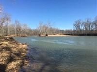 Beautiful Riverfront Property on : Falcon : Laclede County : Missouri