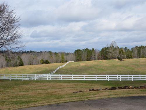 Beautiful Farm In Union Sc : Union : South Carolina
