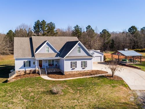 Craftsman On 5 Acres In Wg District : Oxford : Walton County : Georgia