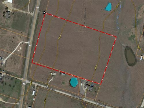 13 Ac, Tract 2, Hwy 95, Temple : Temple : Bell County : Texas