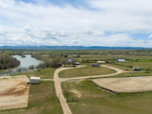 Riverside Estate : Glenrock : Converse County : Wyoming