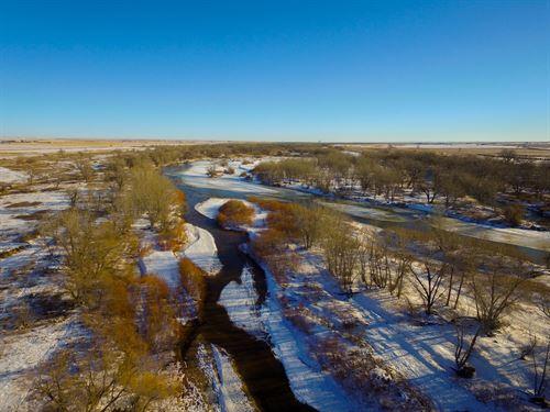 Sedgwick Waterfowl Mecca : Ovid : Sedgwick County : Colorado