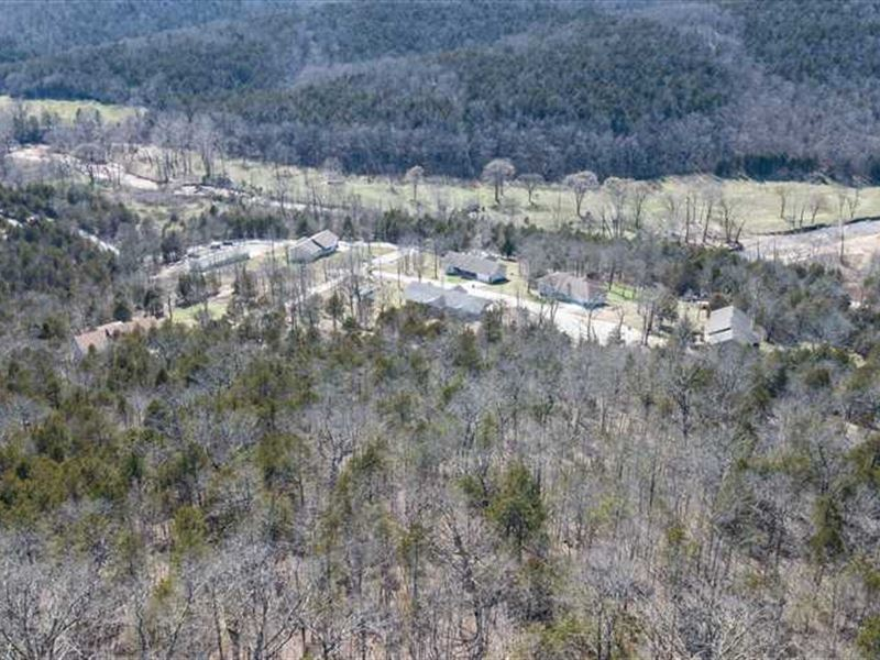 Residential Land Near Branson w/ : Branson : Taney County : Missouri