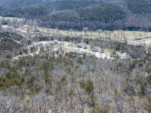Residential Land Near Branson w/ : Branson : Taney County : Missouri