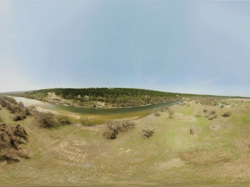 20 Ac, Nice Tract On Brazos River : Glen Rose : Somervell County : Texas