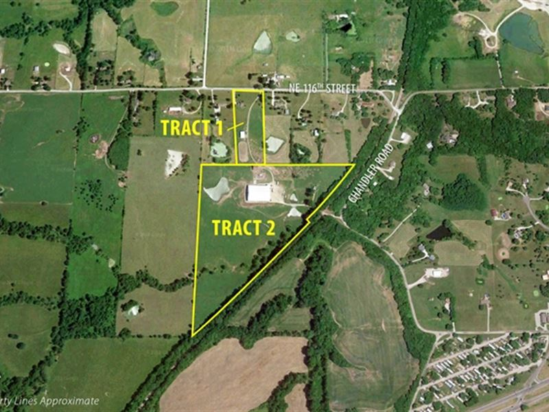 Horse Property, 4 Bedroom Home : Kearney : Clay County : Missouri