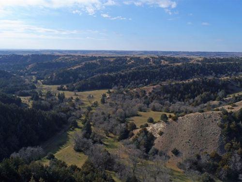 Custer County Canyon Land Paradise : Arnold : Custer County : Nebraska