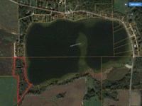7 Acres With 800 Ft of Waterfront : Ligonier : Noble County : Indiana