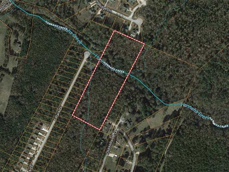 9 Acres in Lancaster, Lancaster : Lancaster : Lancaster County : South Carolina