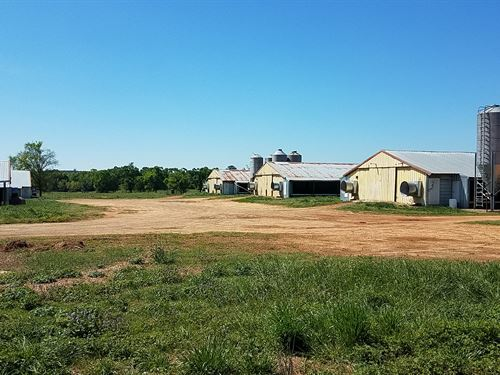 Grand E Farms, 6 House Brolier Farm : Fort Deposit : Lowndes County : Alabama