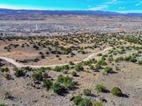 Acreage Near City & National Forest : Milan : Cibola County : New Mexico