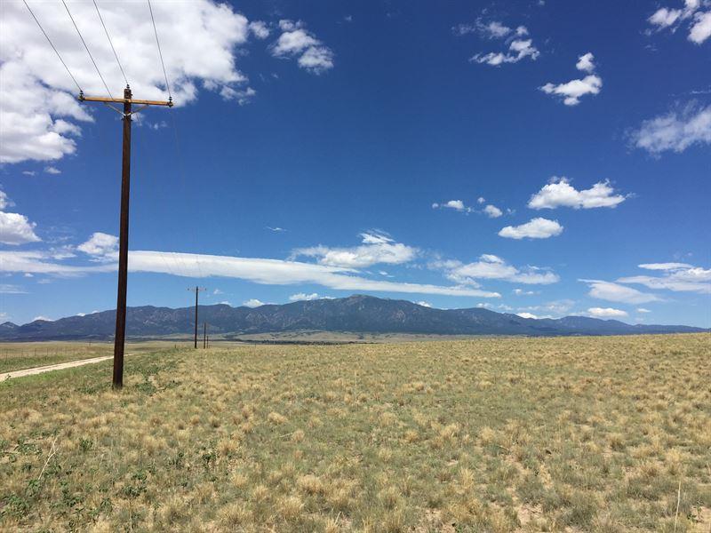 Apache Creek : Apache City : Huerfano County : Colorado