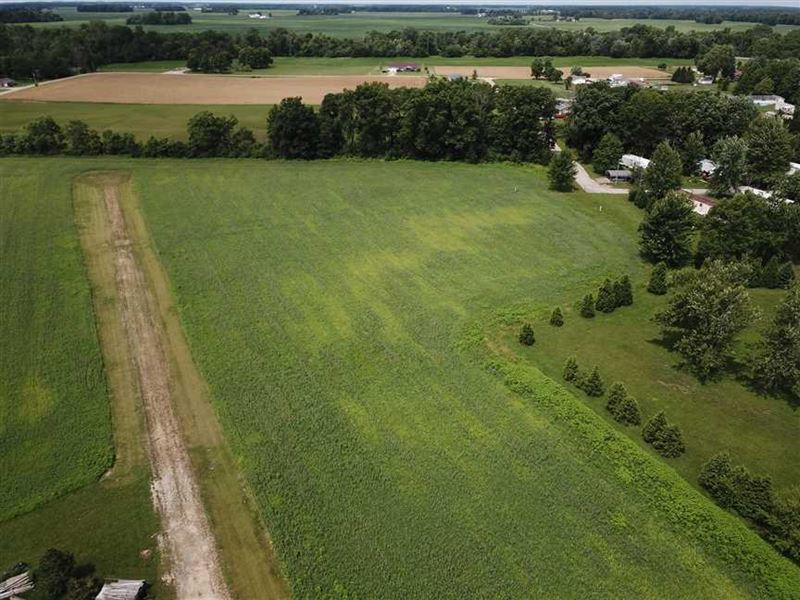 Land For Sale, Pennville, IN Jay : Pennville : Jay County : Indiana