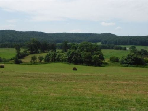 97.71Ac Of Mostly Farm Land : Livingston : Overton County : Tennessee