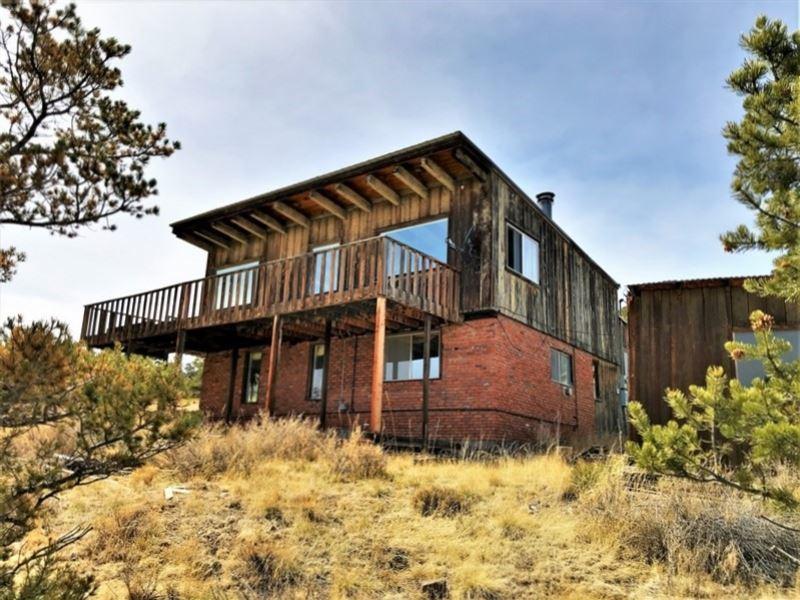 Miller Pinos Creek : Del Norte : Rio Grande County : Colorado