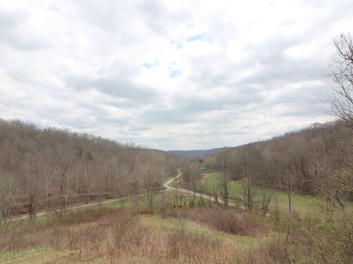 Cr 55 - 43 Acres : South Point : Lawrence County : Ohio