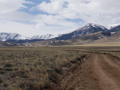 Roberts Draw Peak Views : Belfry : Carbon County : Montana