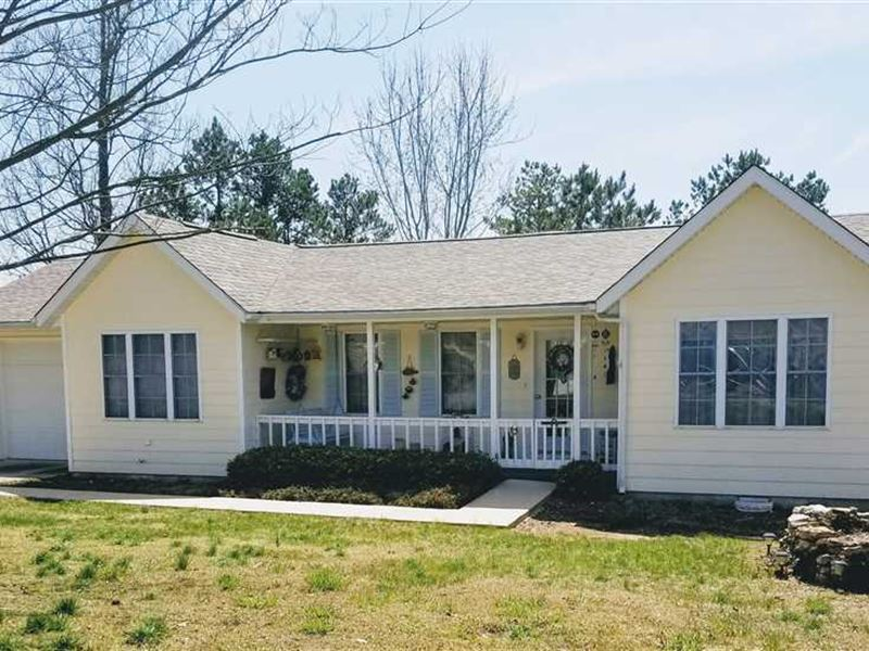 Adorable Country Cottage on 7 Fenc : Mountain View : Shannon County : Missouri