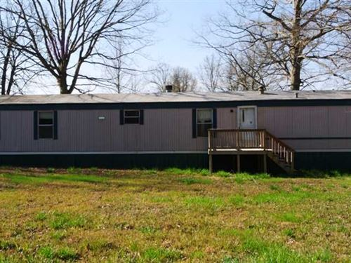 Mobile Home on 7 Acres For Sale in : Naylor : Ripley County : Missouri