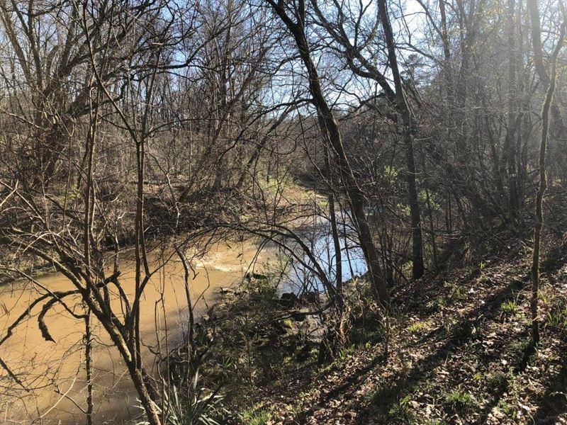 Little River Tract : Eatonton : Putnam County : Georgia