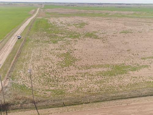 Tilled Cropland : Jet : Alfalfa County : Oklahoma