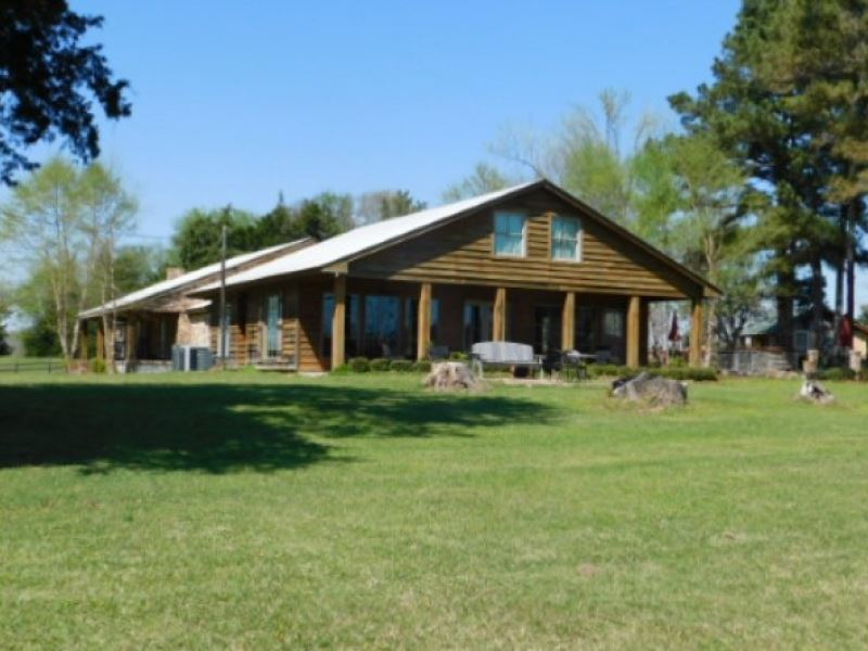166.5 Acres With A Home In Yazoo CO : Benton : Yazoo County : Mississippi