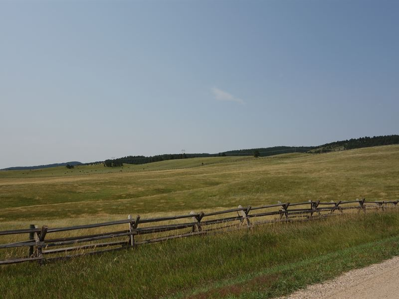 Prairie Hill Ranch : Hermosa : Custer County : South Dakota