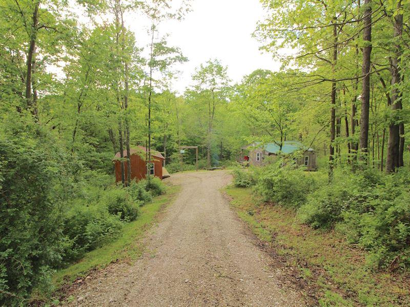 Rouse Rd, 6 Acres : Clarington : Monroe County : Ohio