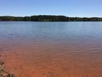 Pistol Creek At Lake Thurmond : Lincolnton : Lincoln County : Georgia