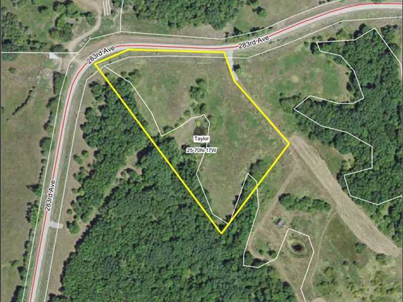 6 Acres M/L in Appanoose County : Moravia : Appanoose County : Iowa