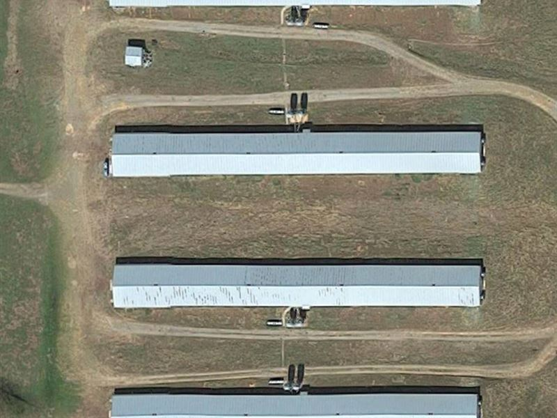 40 Ac Boiler Farm With Nice Home : Mulberry : Franklin County : Arkansas