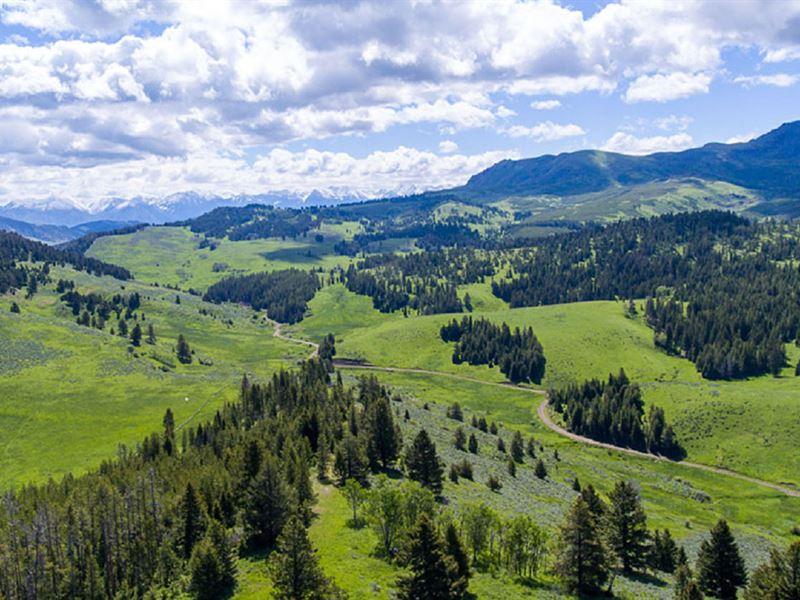 Trail Creek Ranch : Bozeman : Gallatin County : Montana