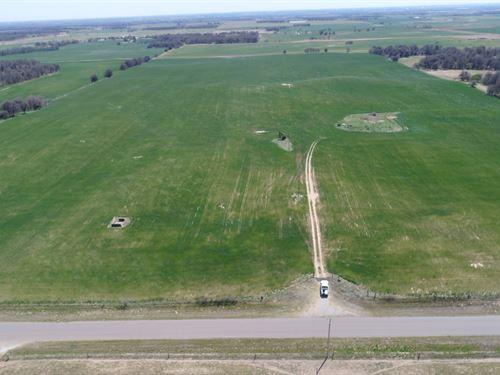 80 Acres Cropland : Hennessy : Oklahoma County : Oklahoma